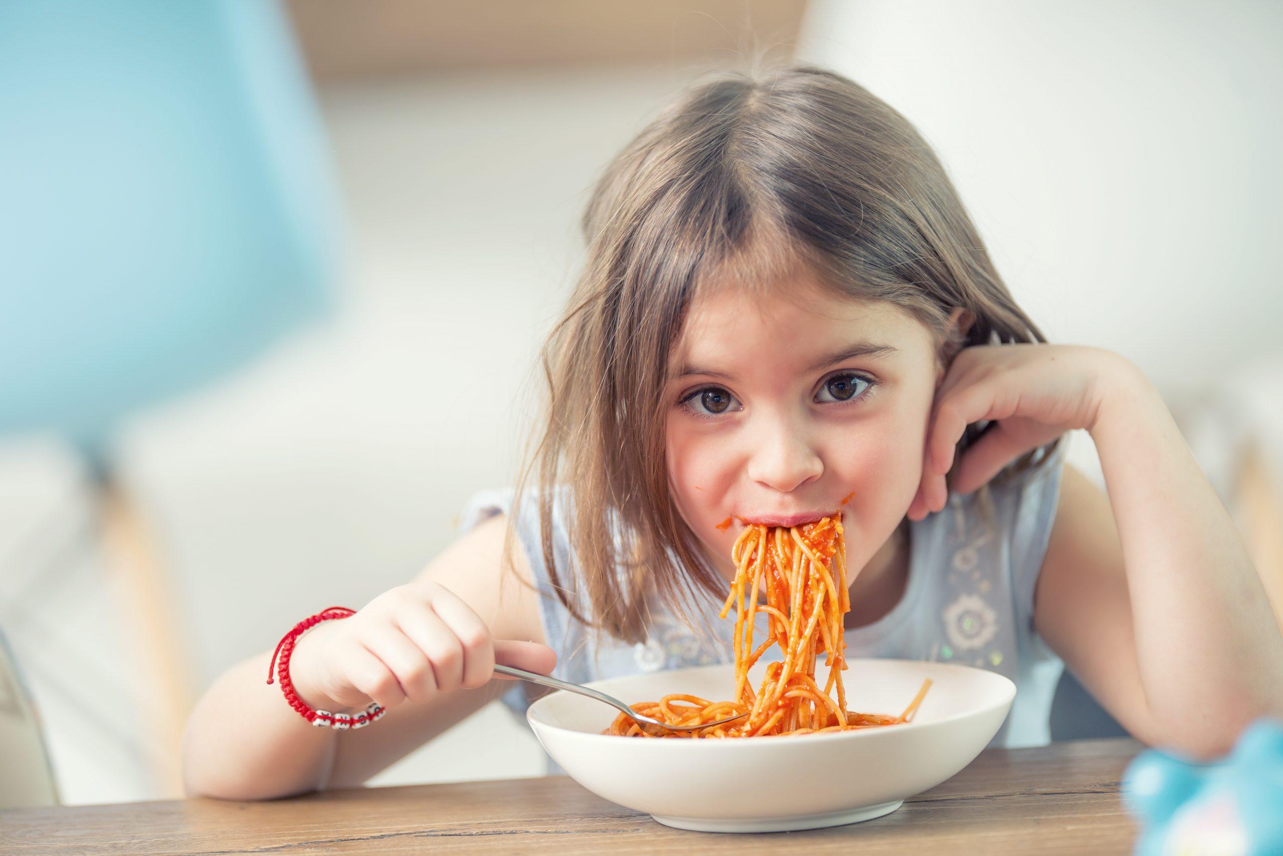 Menü-Bestellung Kinder